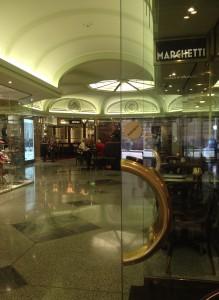 Marchetti at Tattersall's Arcade